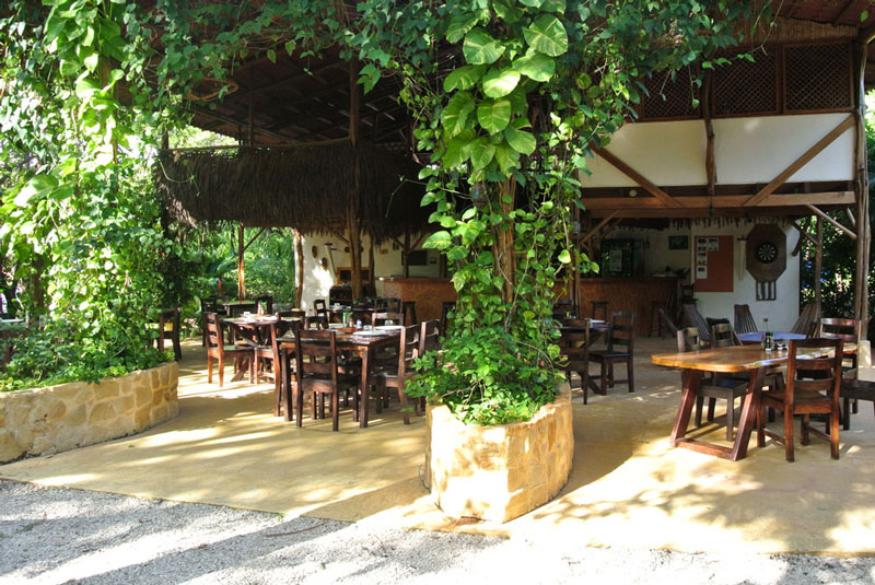 Mundo Milo Eco Lodge - The Restaurant