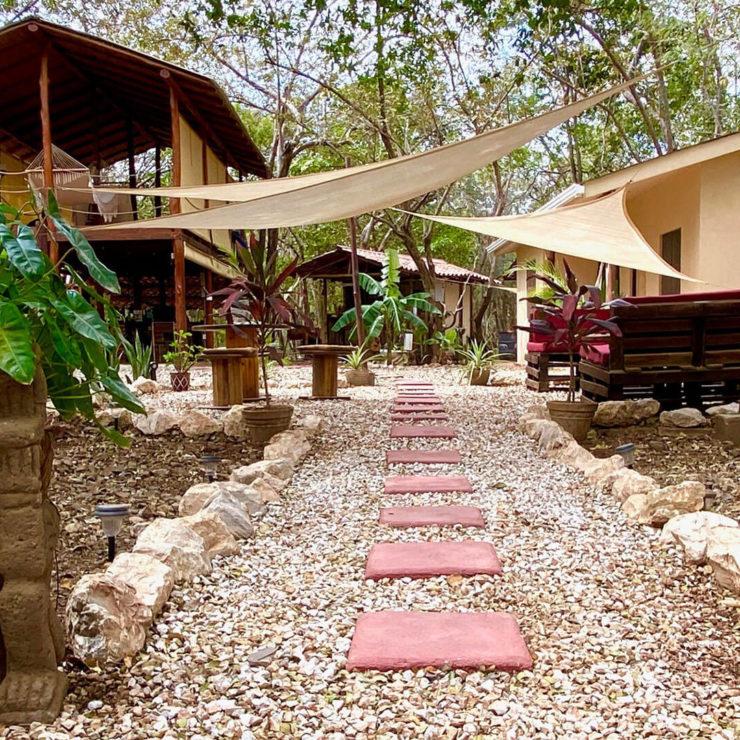 Tranqui FunKey Surf & Yoga Village